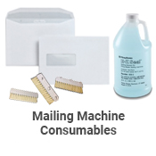 Mailing Machine Consumables